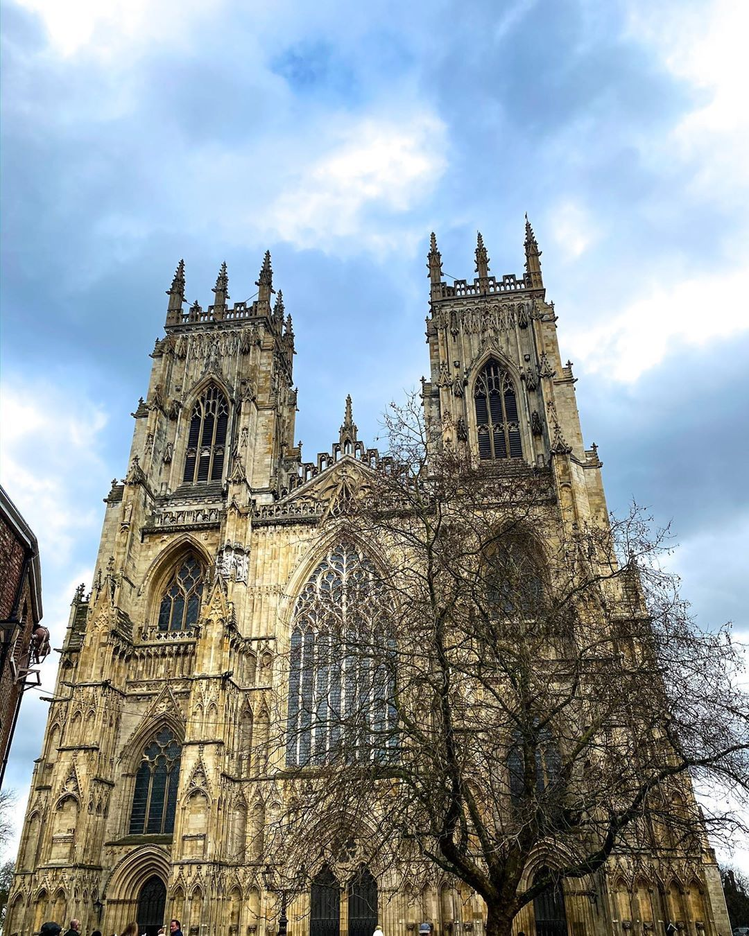 Marie Aka Meme S Instagram Post York Minster Dating Back To The 7th Century The Minster Is One Of The Largest In This In 2020 Minster Travel Instagram York Minster