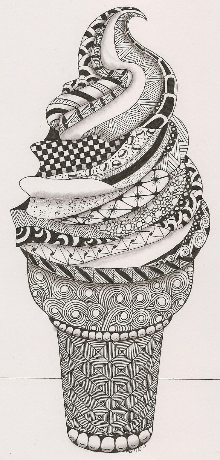 Resultado de imagen de zentangle art | Mandalas | Pinterest ...