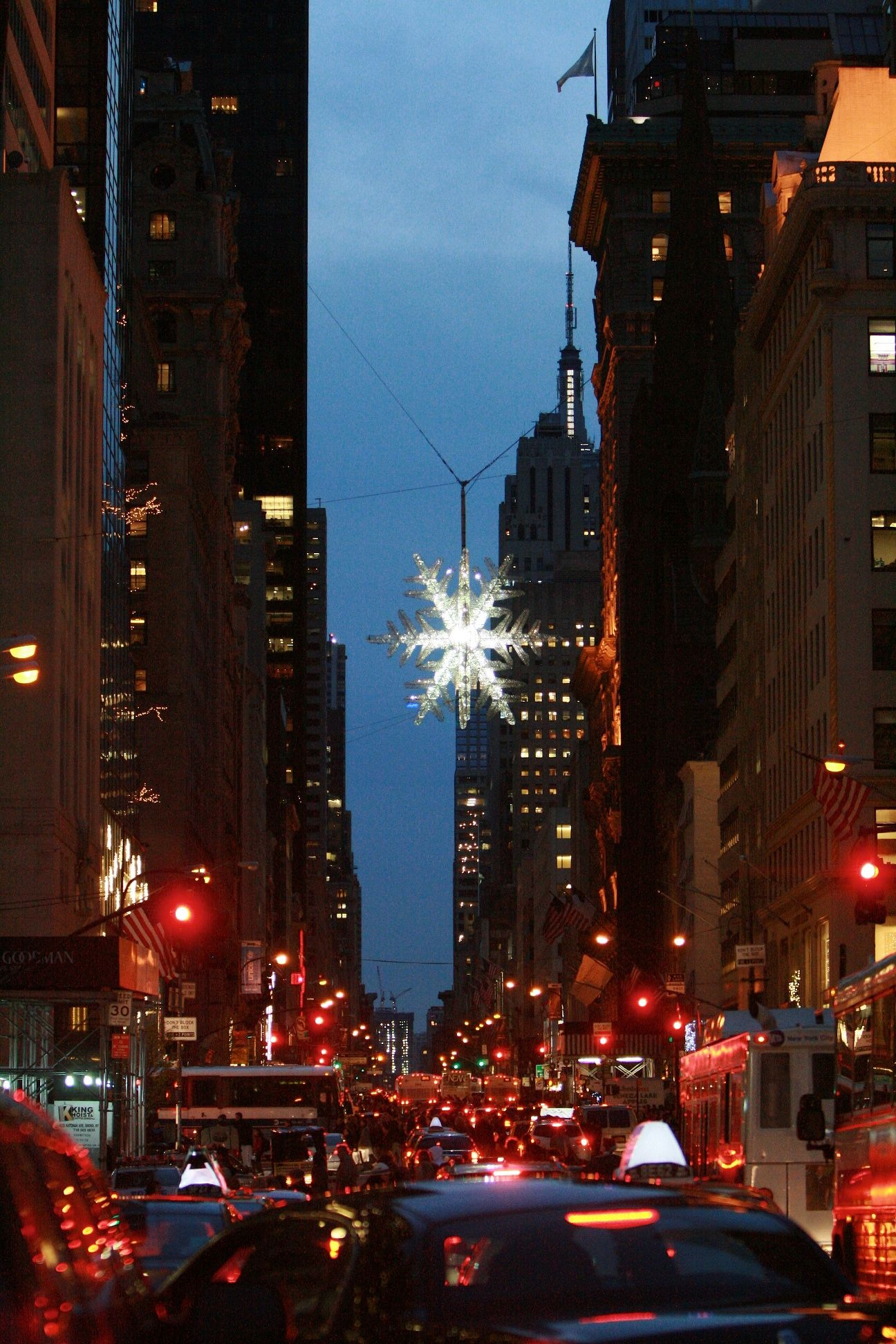 New York @ Christmas time | a New York State of mind | Pinterest ...