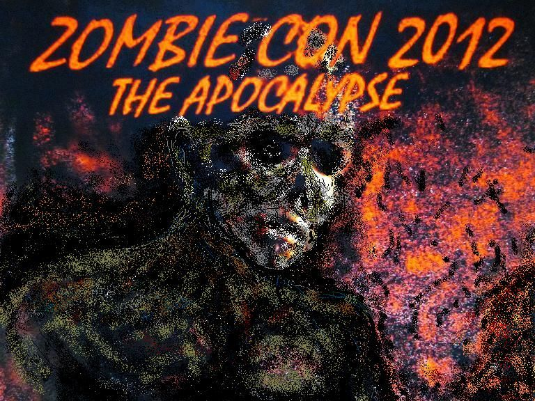 visit a zombiecon!