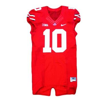 the latest 70cd4 629a5 2013 Authentic Ohio State Scarlet Nike Football Jersey | My ...