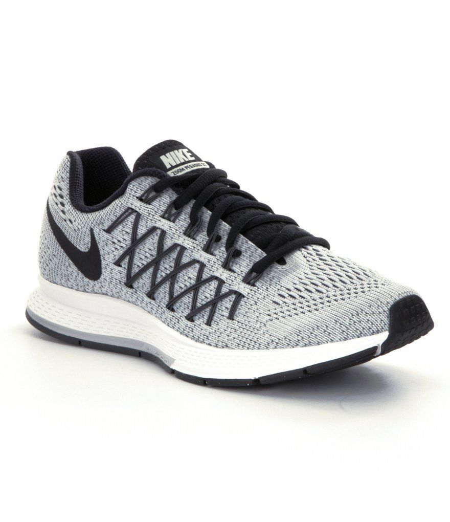Pure Platinum/Dark Grey/Black:Nike Air Zoom Pegasus 32 Women´s · Running  SneakersWomen ...