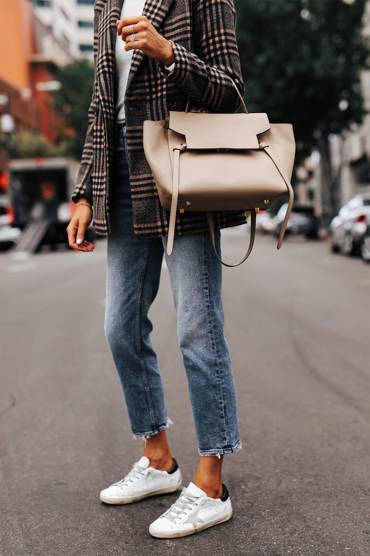 Photo of A Perfect Plaid Blazer from Abercrombie   Fashion Jackson
