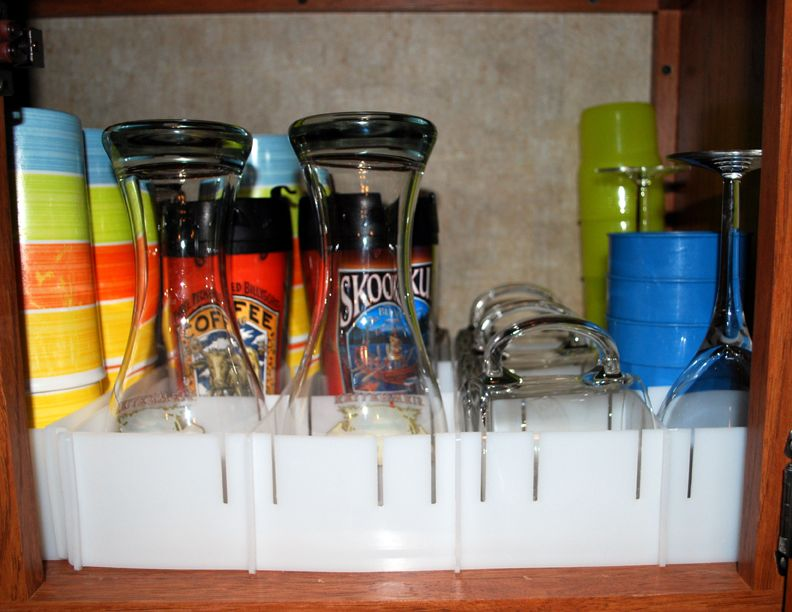 cupboard corral for rv