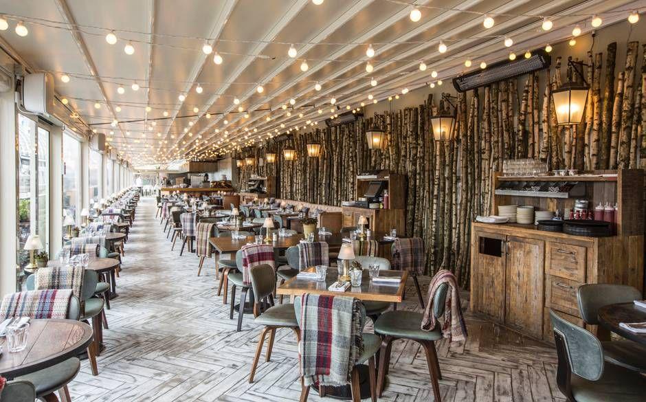 Forest Restaurant Cabin Bar Selfridges London