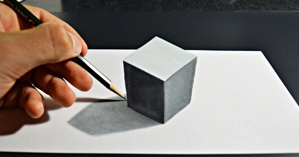 28 Lukisan 3d Mudah Ditiru 30 Kumpulan Gambar 3d Keren Bisa Jadi Wallpaper Download 31 Contoh Gambar 3 Dimensi Dengan Pen Di 2020 Lukisan Perlengkapan Seni Gambar
