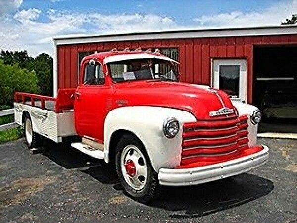 1950 Chevy 6100 Truck Texaco Bulk Delivery Chevrolet Trucks Chevy Trucks Old Trucks