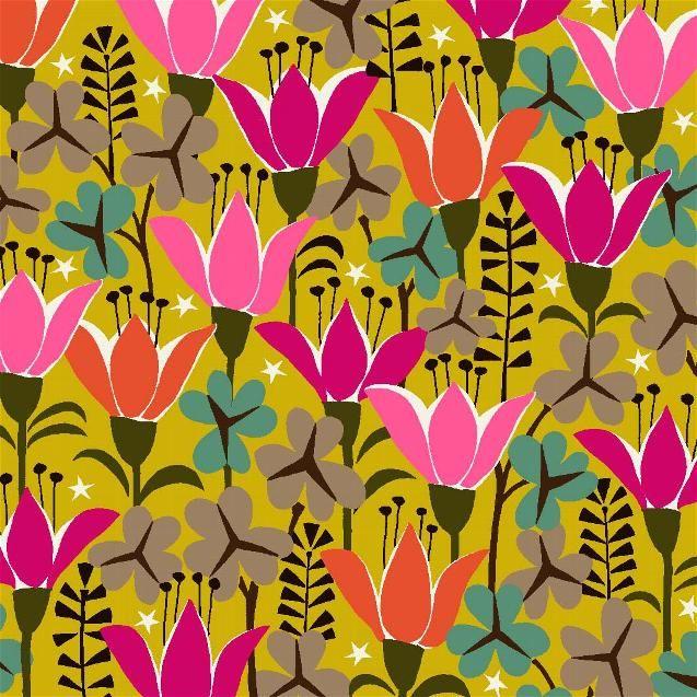 Pattern by Brie Harrison.
