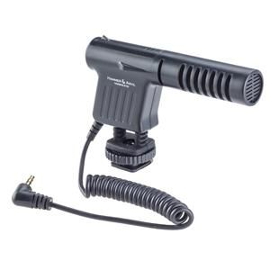 Hammer & Anvil MK-SLR100 Directional Condenser Microphone w/ 3.5mm Connector $20  free shipping #LavaHot http://www.lavahotdeals.com/us/cheap/hammer-anvil-mk-slr100-directional-condenser-microphone-3/80073