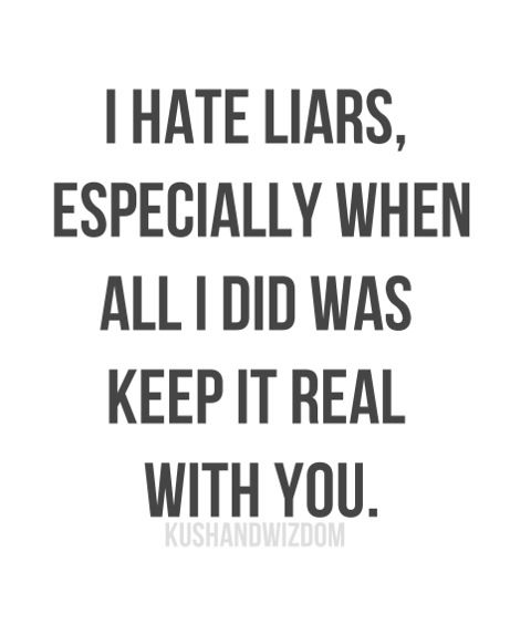 Narcissists Play The Blame Game You Hate Liars Quotes Quotes