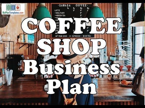 The Coffee Shop Business Plan Template Is A High Quality Hybrid