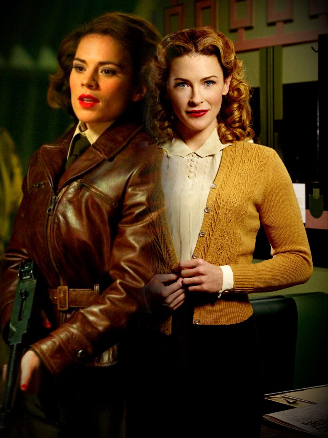 peggy carter i'm really !!!!!!!!! at