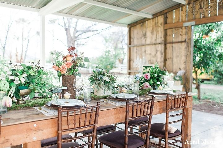 Fairytale Woodland Wedding Venue At The Grove April Maura Photography