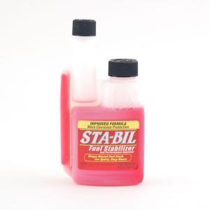 Sta Bil Storage Fuel Stabilizer 8 Oz Treats 20 Gallons Of Fuel 22208 Storage Alcohol Lawn