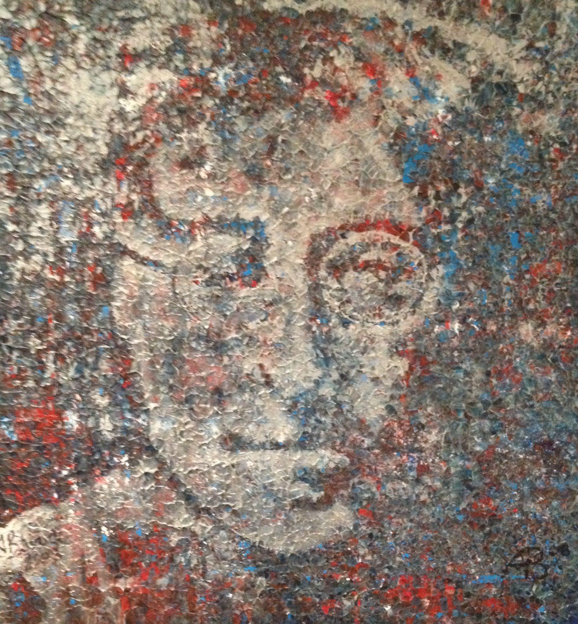 John Lennon fait par Alain Briard