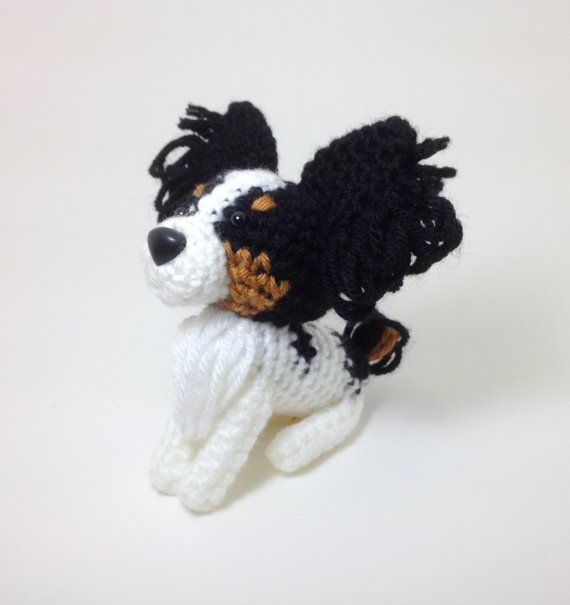 Crochet Papillon Amigurumi Project: British Wool | TOFT | 605x570