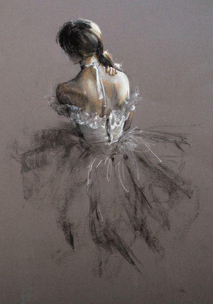 Faces and Figures: Sketching Degas ballerinas | art ...