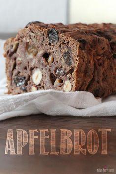 apfelbrot zum world-bread-day
