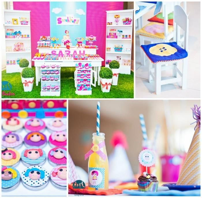 Lalaloopsy Cake Decorating Kit : Lalaloopsy Party Planning Ideas Supplies Idea Cake ...