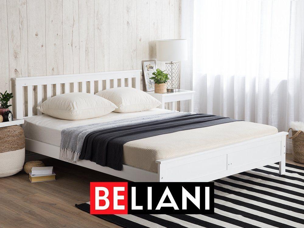 Geraumiges Bett Fur Traumhaften Schlafgenuss In 2020 Home Decor White Bedding Super King Size Bed