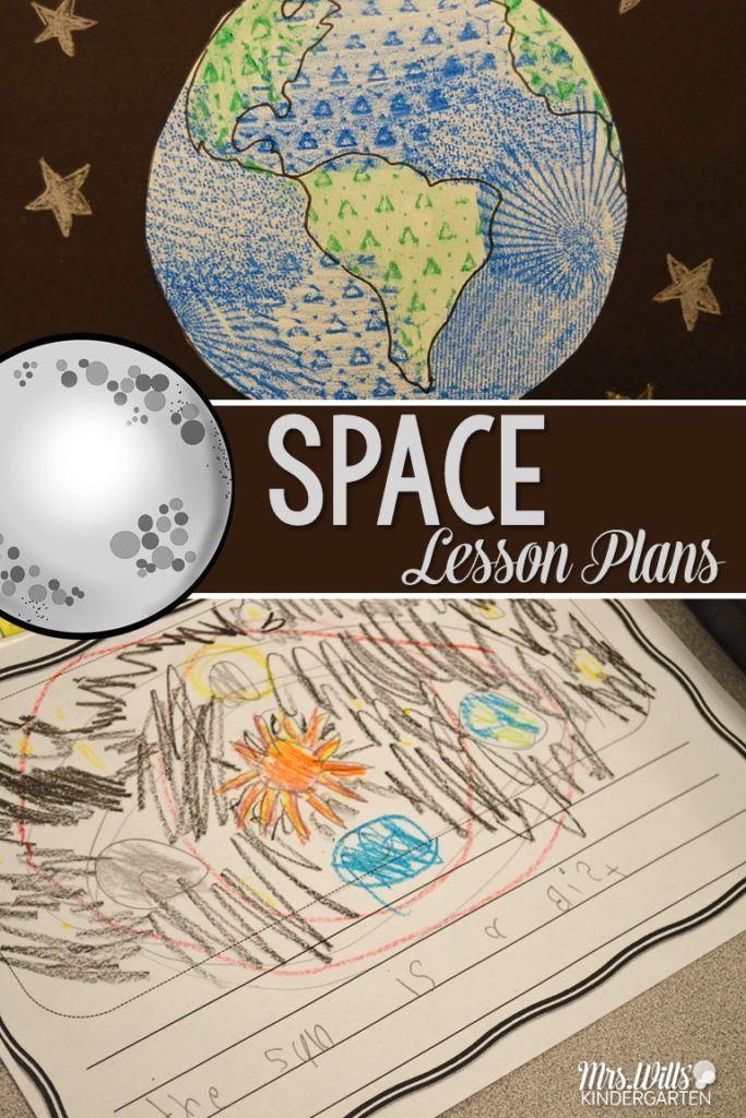 space lesson plans kindergarten kindergarten lesson plans science lesson plans science lessons. Black Bedroom Furniture Sets. Home Design Ideas