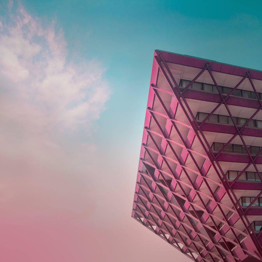 New Visual Cyan Architectural Details – Fubiz Media