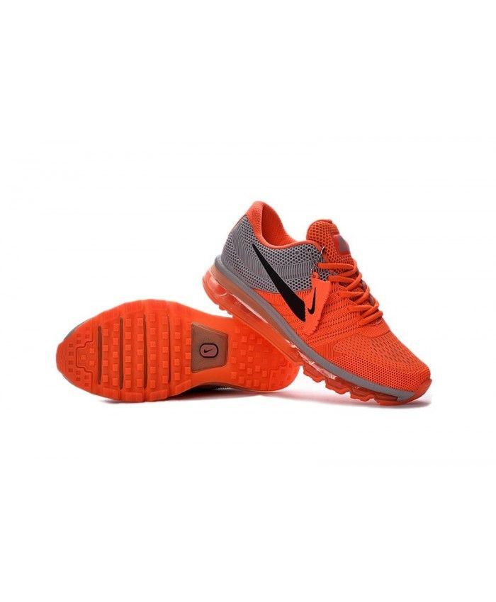 f3b29795ef 2018 的 Nike Air Max 2017 Kpu Women Orange Gray | NIKE AIR MAX 2017 ...