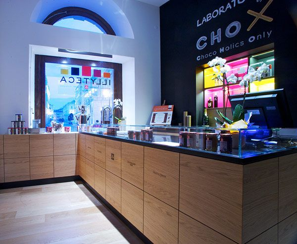 Five Illy Brands Under One Roof: Illyteca Shop Prototype in Trieste
