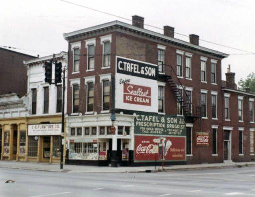 C. Tafel U0026 Son Prescription Druggist And C And E Furniture Co, Louisville,