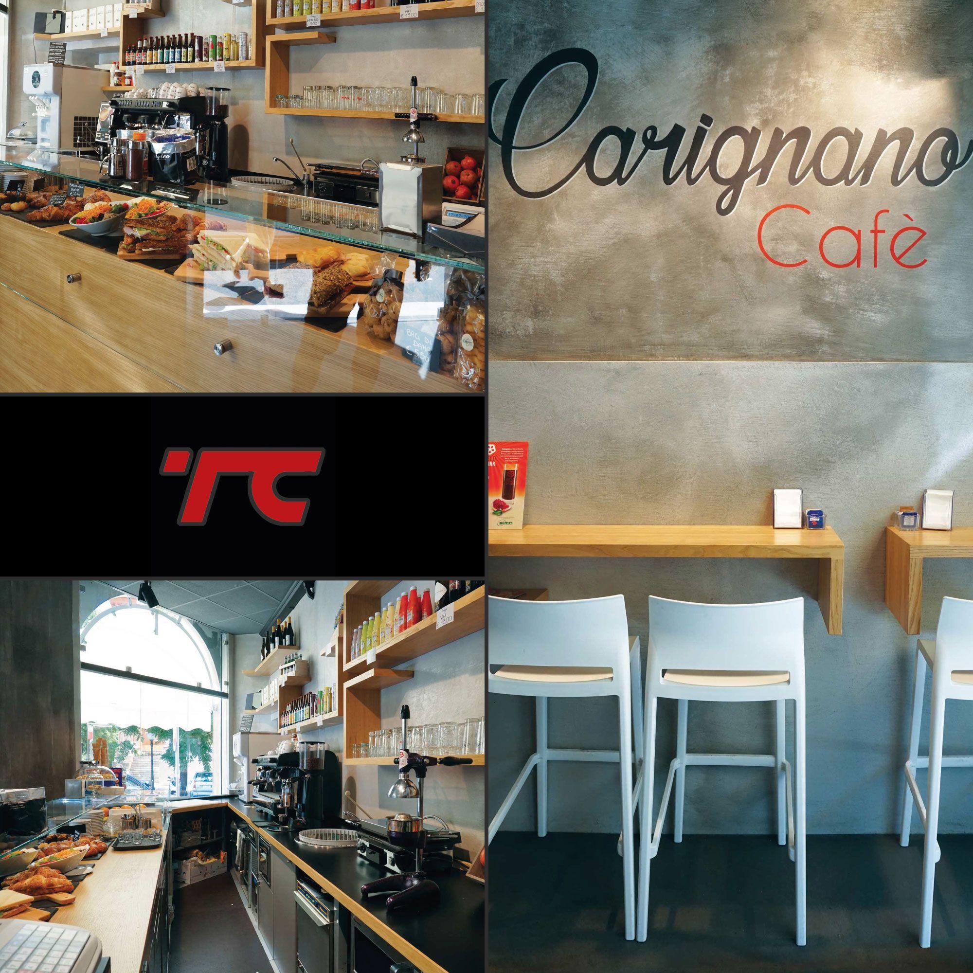 Progetto Bar Carignano Locale Di Piccole Dimensioni