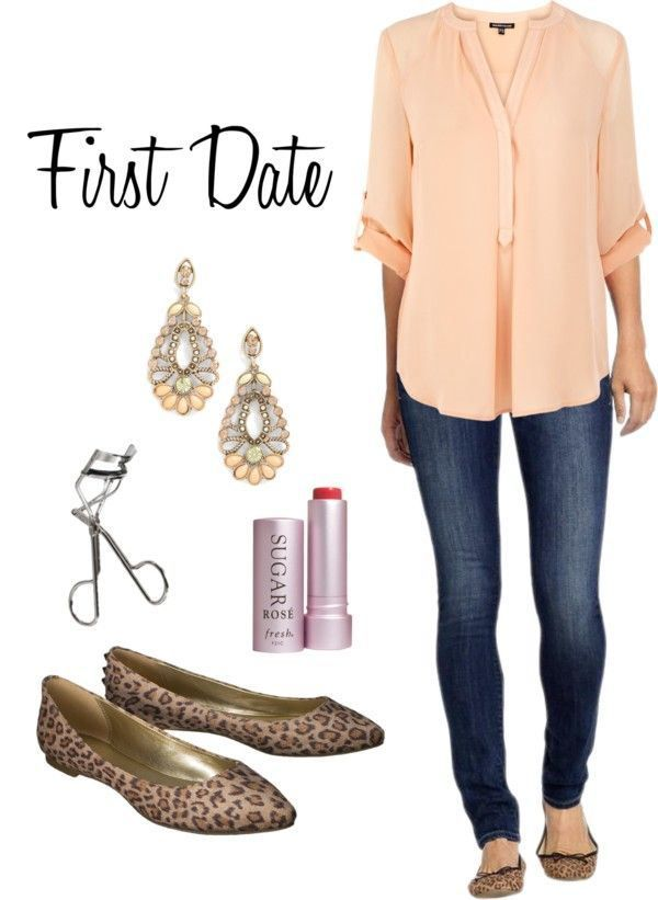 what to wear on first date girl