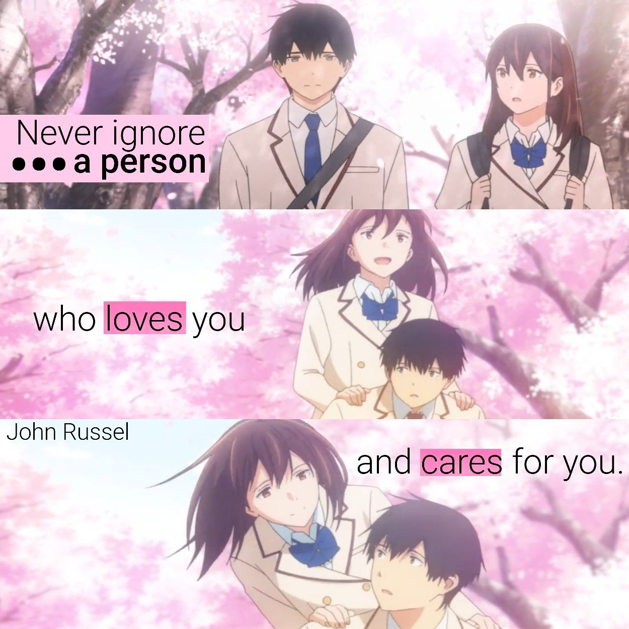 I Want To Eat Your Pancreas Anime Love Quotes Anime Quotes Anime Quotes Inspirational
