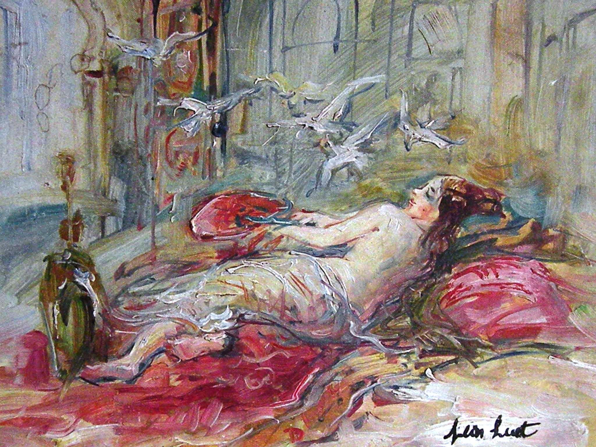 """Quote Des Artistes Peintres pin op galerie de """"tableaux anciens et modernes"""" av"""