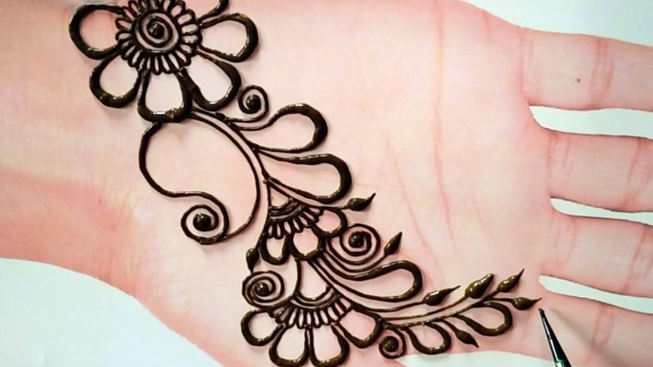 Mehndi Arabic Shaded Mehndi Designs For Hands Arabic Mehndi