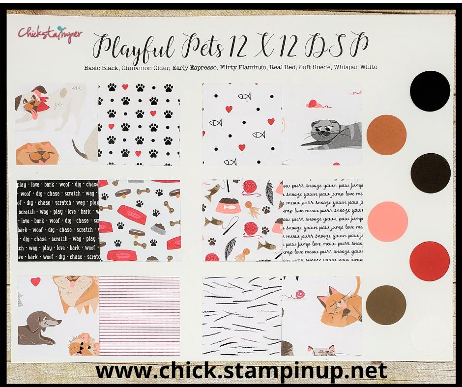 Pin On Stampin Up 2020 2021 Designer Series Papers