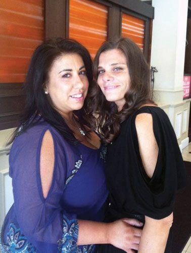 Donna and Danielle DiDonato.