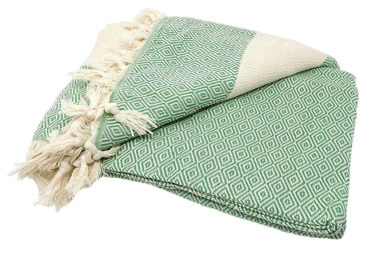 Tagesdecke Platzdecke Strandtuch Uberwurf Decke Baumwolle El Mas