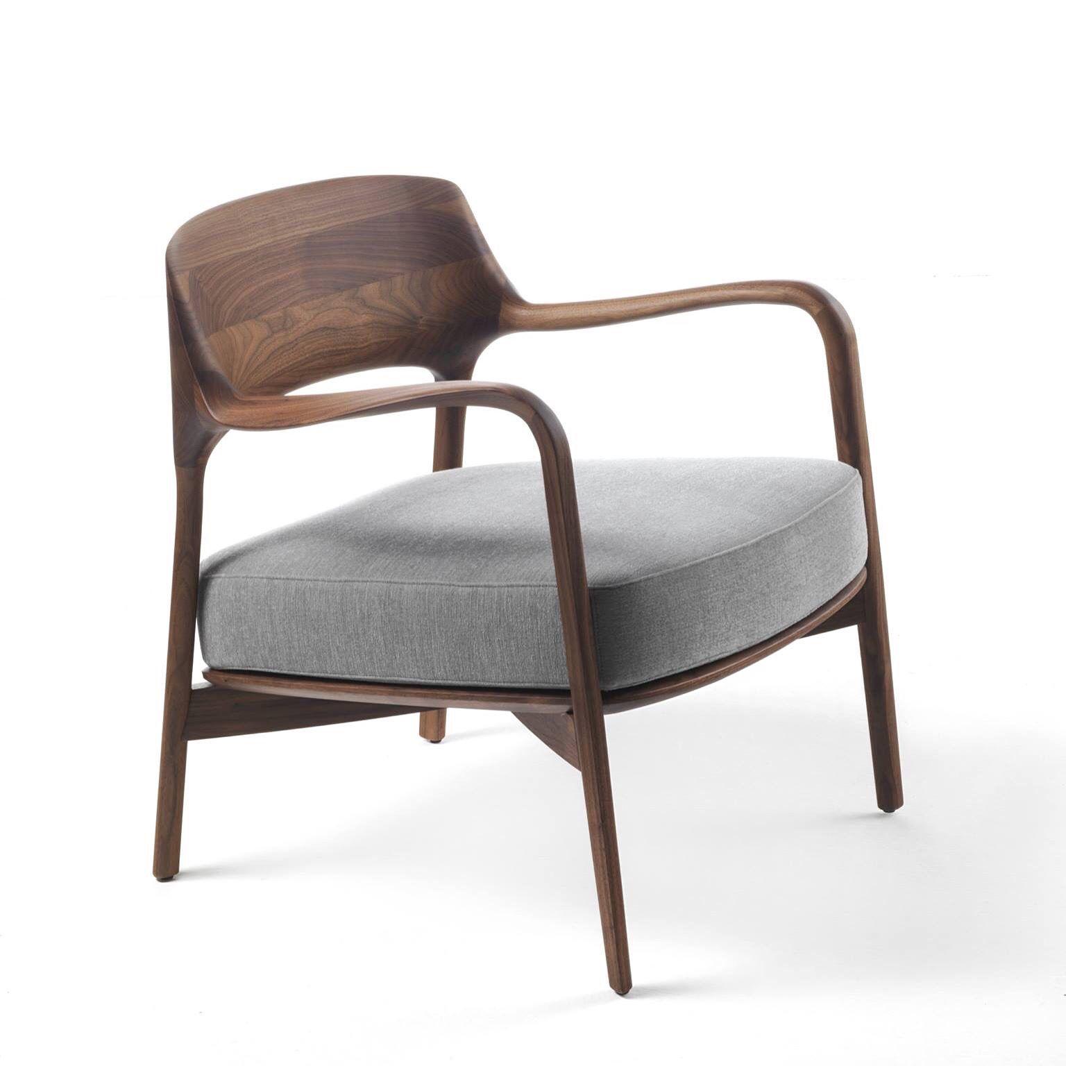 Ella chair designed by Patrick Jouin for Porada