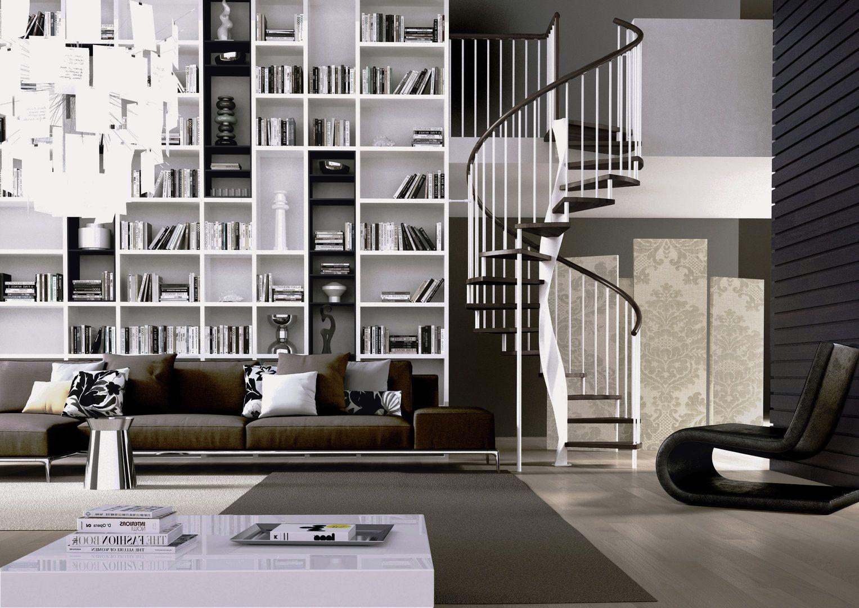 Wenteltrap type staircase