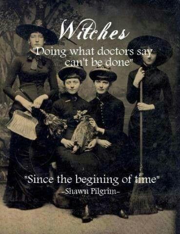 Witches Rule ᄽὁȍ ̪ őὀᄿ