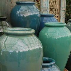 Gladding Mc Bean Oil Jars
