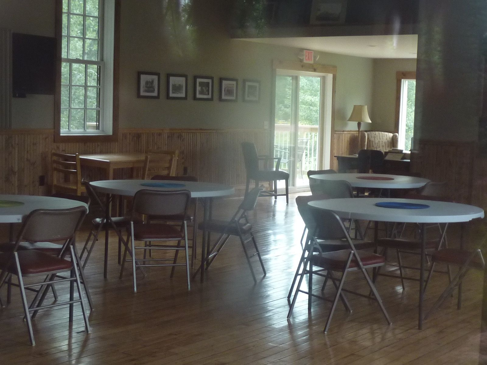 Winchester - community room.