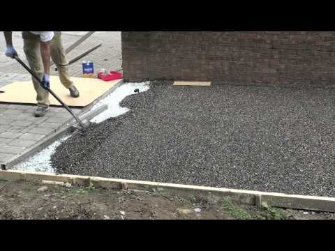 How To Do A Metallic Epoxy Floor In A House Start To