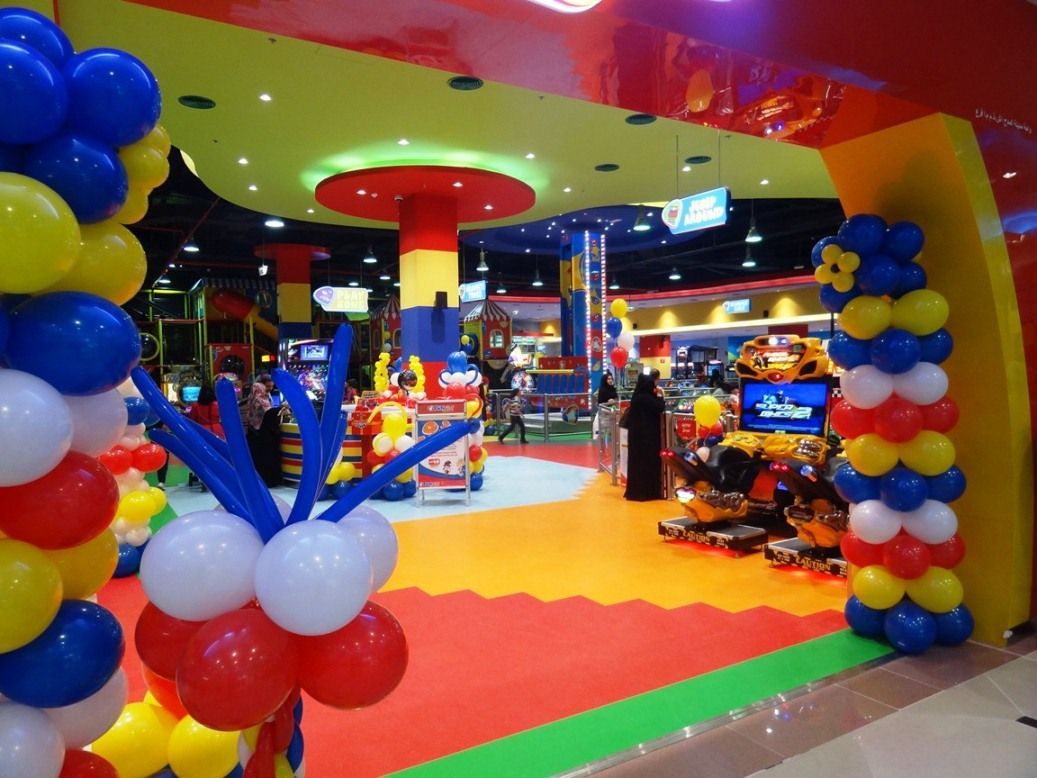 Fun City @ Safeer Mall, Ajman - Level 1 | Fun City Locations
