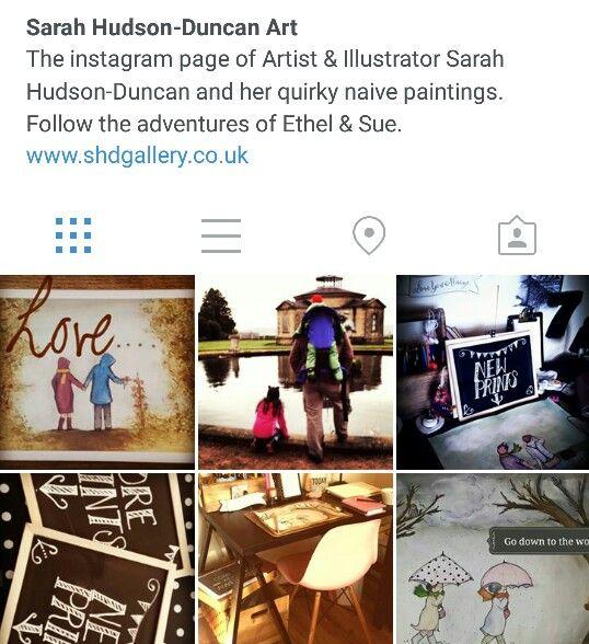 #instagram #sarahhudsonduncan