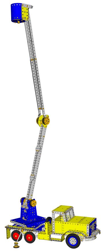 VirtualMEC - 3D CAD for MECCANO