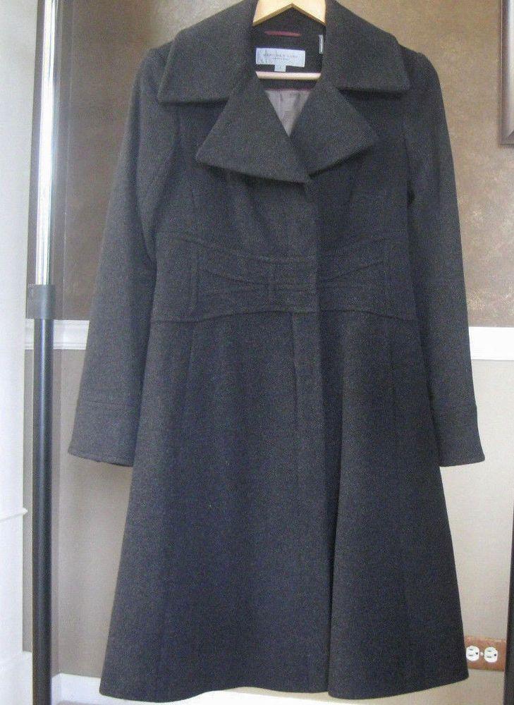 REG PRICE $413.00 Marc New York Size 4 Cherish Wool/Cashmere Coat ...