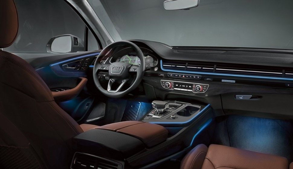 2019 Audi Q7 Rs Interior Audi Q7 Audi New Audi Q7