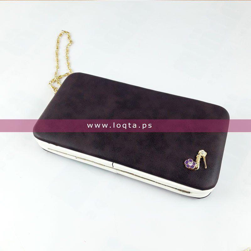 محفظة مميزة وأنيقة للنقود والموبايل متوفرة بعدة ألوان Mobile Purse Zip Around Wallet Michael Kors Jet Set