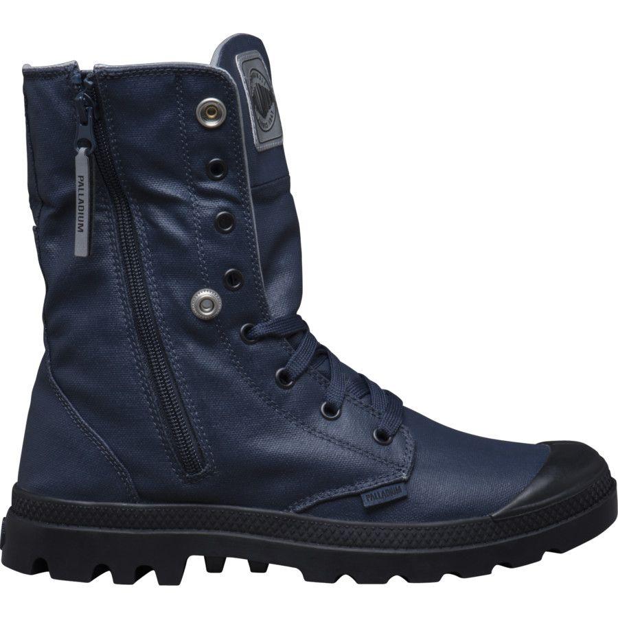 a34c669bea621 Palladium   Baggy Zip CN   $120   Vegan Shoes   Palladium boots ...